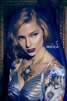 Noir Micica - ss14 on Behance
