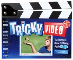 Tricky Video - Complete Guide to Making Movie Magic | Main photo (Cover)