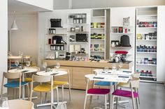 Moleskine Café - Milão, Itália;