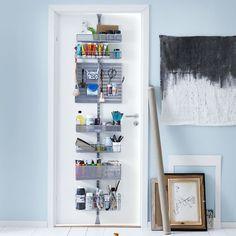 £135.00  elfa door rack best selling solution