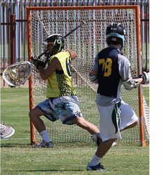 Lacrosse Goalie Drills   LAX Play Book