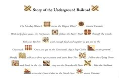 underground railroad - Google Search