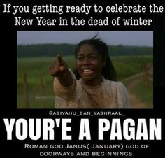 Those who will not repent from the practice pagan holidays will not enter the Kingdom of the Most High.