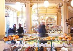 9 Must-Try Restaurants in Paris - Dinner - Eat and Drink Paris Travel, France Travel, Brothers Restaurant, Paris Bakery, Dinner In Paris, Bakery Interior, Paris Restaurants, Tasting Menu, Provence