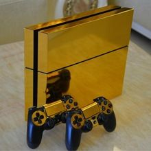 Silver Gold Glossy Vinyl Decal Skin Sticker for Playstation 4 PS4 + 2 Free Controller Covers     Tag a friend who would love this!     FREE Shipping Worldwide     #ElectronicsStore     Buy one here---> http://www.alielectronicsstore.com/products/silver-gold-glossy-vinyl-decal-skin-sticker-for-playstation-4-ps4-2-free-controller-covers/