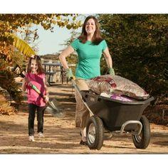 Garden Equipment - 65034 Lifetime Wheelbarrow