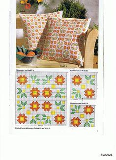 Cushions – Majida Awashreh – Webová alba Picasa
