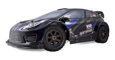 RAMPAGE XR 1/5 SCALE GAS RALLY CAR RC CAR BY REDCAT | BLUE