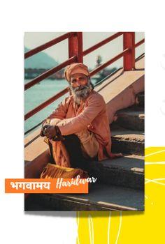 Glimpse of Incredible Haridwar Pic Credit: @jayraaaaaj Follow us on: FB   TW  PIN   YT Kumbh Mela, Haridwar, Lord Vishnu, Incredible India, The Incredibles