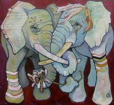 Elephants @ sarah cruse