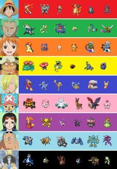 128 best one piece and pokemon images on pinterest anime crossover