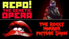 """""""Repo! The Genetic Opera""""/""""The Rocky Horror Picture Show"""" @ Lakewood Theater (Dallas, TX)"""