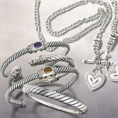 Take a look at the Modern Metals: Women's Jewelry event on zulily today!