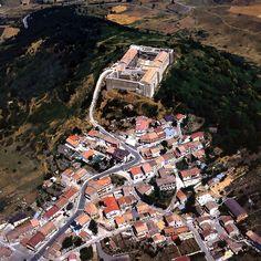 Lagopesole Castle -( Avignano)- Potenza  - 800 meters a.s.l. by Goldenpixel, via Flickr