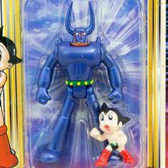 Mighty Atom Astro Boy Pluto Tezuka Osamu Action Figure Collection JAPAN ANIME