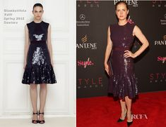 Amy Adams In Giambattista Valli Couture – 9th Annual Style Awards