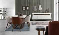 inegöl mobilya Aspendos Yaşam Odası