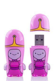 Princess Bubble Gum 8G Flash Drive  adventuretime Boas Ideias,  Criatividade, Produtividade, Princesas b5a4a245fe