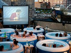 London's best outdoor cinemas | ELLE UK