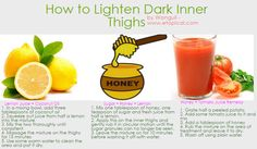 Do you have inner thighs that are darker than your overall complexion? This can be caused by a number of things. Fortunately enough, there are various ways to lighten dark inner thighs. Find out how to get rid of the dark