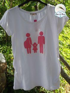 8189ee797 Las 19 mejores imágenes de camisetas de embarazadas