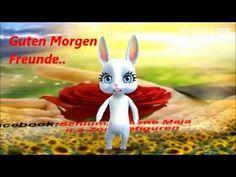 Sonntag - Guten Morgen... Freunde...einen lieben Gruß von mir...;) Zoobe, Animation - YouTube