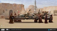 ILM Art Department Challenge, STAR WARS