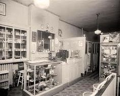 old shop interiors - Google Search