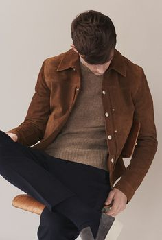 The best selection of contemporary and vintage clothing, luxury brands and many more you can buy online now Urban Outfits, Cool Outfits, Casual Outfits, Fashion Outfits, Stylish Men, Men Casual, Style Masculin, Gents Fashion, Fashion News