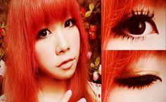 ♥ Basic Gyaru Makeup Tutorial ♥