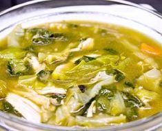 Detox Chicken Soup Paola Petrella