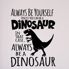 Bilderesultat for dinosaur vector Silhouette Design Studio, Silhouette Cameo Projects, Vinyl Crafts, Vinyl Projects, Dinosaur Shirt, Dinosaur Quotes, Dinosaur Bedroom, Dinosaur Kids Room, Dinosaur Birthday Party