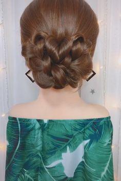 Updo Hairstyles Tutorials, Straight Hairstyles, Girl Hairstyles, Braided Hairstyles, Wedding Hairstyles, Fantasy Hairstyles, Front Hair Styles, Medium Hair Styles, Viking Hair