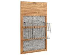 Mesh Hanging Letterbox - Carolina Pine Country Store
