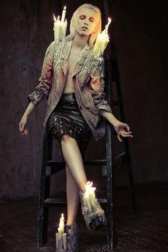 ekaterina belinskaya - highlike Surrealism Photography, Dark Photography, Editorial Photography, Fashion Photography, Photography Ideas, Photoshoot Inspiration, Style Inspiration, Concept Clothing, Santa Lucia