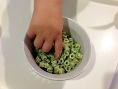 Easy Cheesy Spinach Pasta