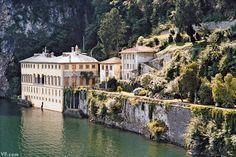 Photos: Photos: Lake Como's Villas, Interiors, and Glamorous Denizens - Vanity Fair George Clooney, Lake Como Villas, Sorrento Italy, Naples Italy, Sicily Italy, Venice Italy, Comer See, Lake Villa, Lake Como Italy