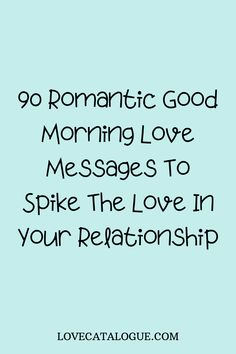 Good morning messages for love gives a hint on what partners can do to make the love of their life feel special make that special person smile with these romantic good morning messages for him, best good morning messages for boyfriend, good morning messages for girlfriend, good morning messages for her, good morning messages for him text, cute good morning messages for husband, good morning messages for wife #forhimtextwakeup #lovemessages #cutegoodmorningmessages #lovetext…
