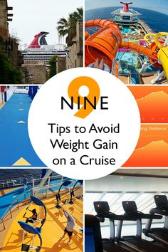 9 Helpful Tips To Avoid Weight Gain on a Cruise