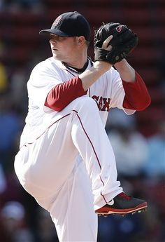 6444a5fea Boston Red Sox starting pitcher Jon Lester delivers against the Oakland  Athletics during the first inning