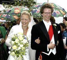 Prince Manuel of Bavaria & Princess Anna zu Sayn-Wittgenstein-Berleburg 2005 -