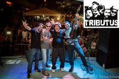 Resenha do Rock: Saibam mais sobre a BANDA TRIBUTUS