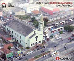 O bairro Guaianases, localizado no extremo leste de São Paulo, na divisa com a cidade de Ferraz de Vasconcelos, tem uma história de formação semelhante à de Itaquera, que se deu a partir de um aldeamento indígena.
