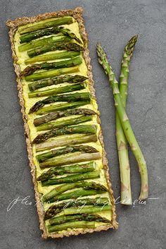 Asparagus pie | Flickr - Photo Sharing!