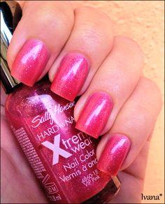 Sally Hansen Xtreme Wear - VIP Pink