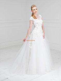 Sparkle & Shine Chic & Modern Zipper Wedding Dresses 2014