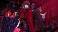 Aria Kurenaino Occultic Nine Anime Girl Wallpaper
