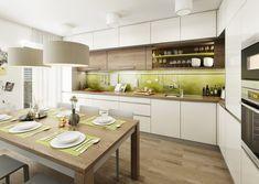 Decoration, Kitchen Design, Sweet Home, Interior Design, Table, Room, House, Furniture, Home Decor