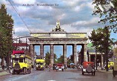 Berlin 1939 Vintage Postcard.
