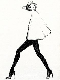 #illustration - Garance Dore.
